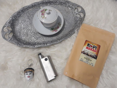 Kopi Merah Jambuwer, Single Origin Coffee dengan citarasa Unik dari Lereng Gunung Kawi lemaripojok