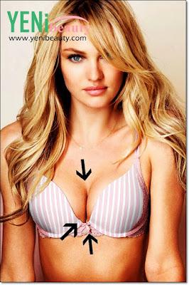 2 Cara membuat payudara wanita menjadi besar