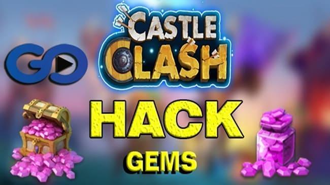 تحميل لعبة كاستل كلاش Castle Clash مهكره جاهزه اخر اصدار