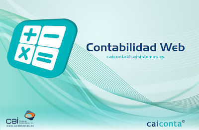 Programa contable en la nube CAICONTA, integrado en Portal CAI  (cloud computing)