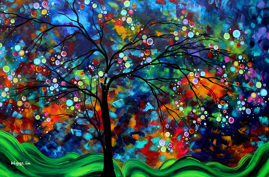 5 Most Beautiful Abstract Oil Paintings for your inspiration