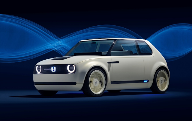 Honda Urban EV Concept an electric compact that will arrive in 2019