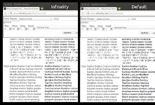 Better Font Rendering In Linux With Infinality ~ Web Upd8