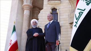 Iran dan Irak Capai Kesepakatan Bebas Visa