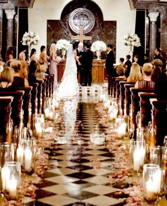 Wedding Ceremony Decoration Ideas: Memorable Wedding: Wedding Ceremony Aisle Decorations