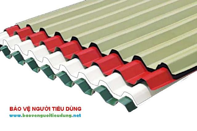 Hồ sơ yêu cầu biện pháp tự vệ đối với thép mạ kẽm phủ sơn (tôn mạ mầu)