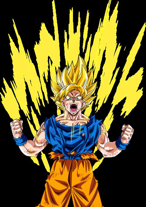 Render de  Goku