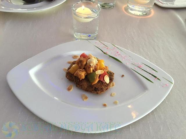 Bademli Tavuk Hilton Bursa Ramazan İftar Menü Lezzetleri
