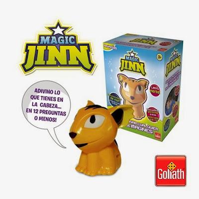 MAGIC JINN - juguetes de moda en la navidad 2013