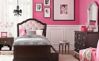Dormitorio juvenil para chica