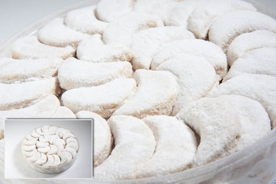 Cara Membuat Kue Putri Salju