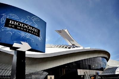 Montreal Biodome.