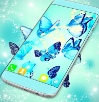3D Free Live Wallpaper on Android mobile Phone
