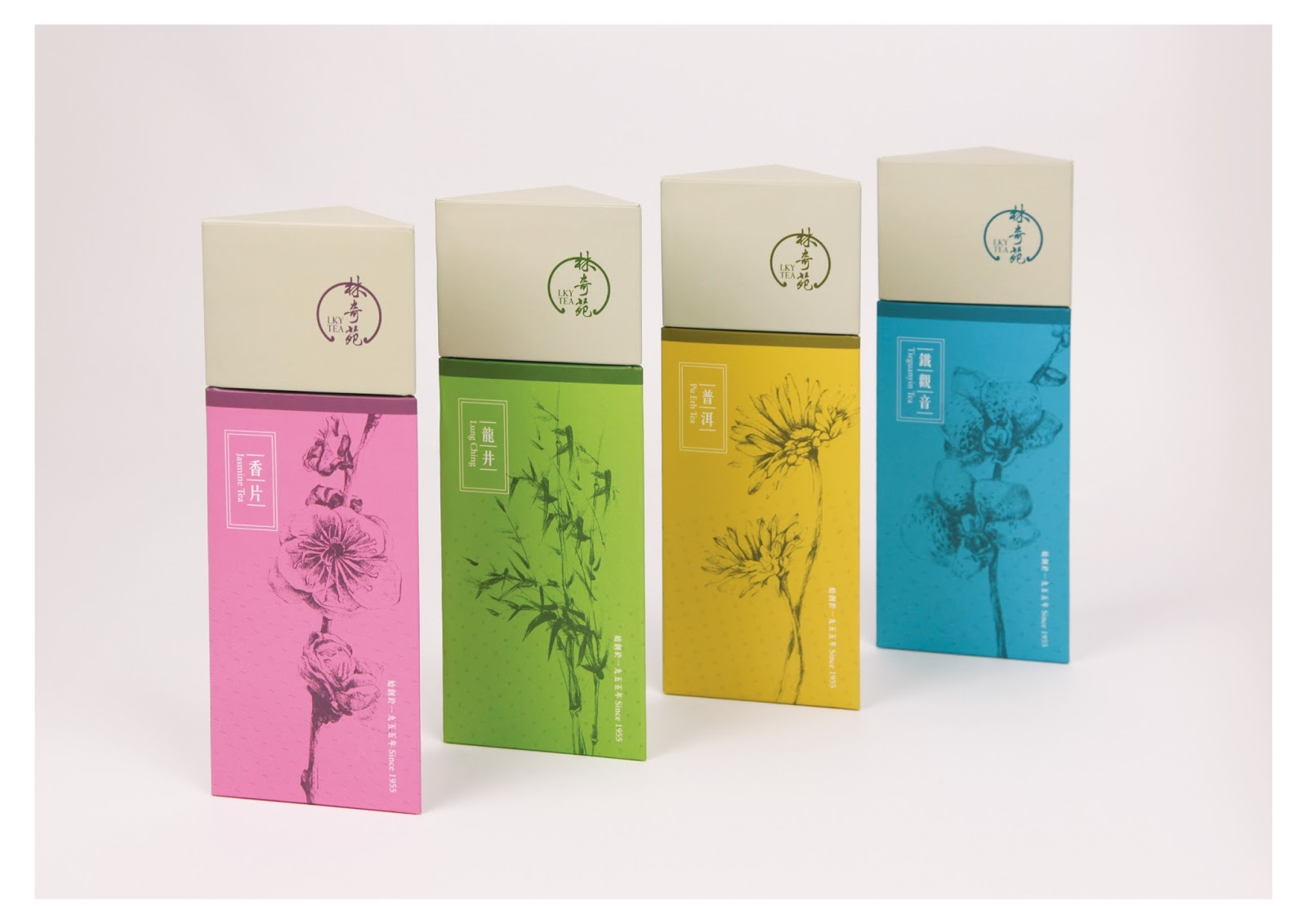 LKY Tea on Packaging of the World - Creative Package ...