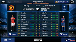 UEFA Champions League Dream League Soccer 2019