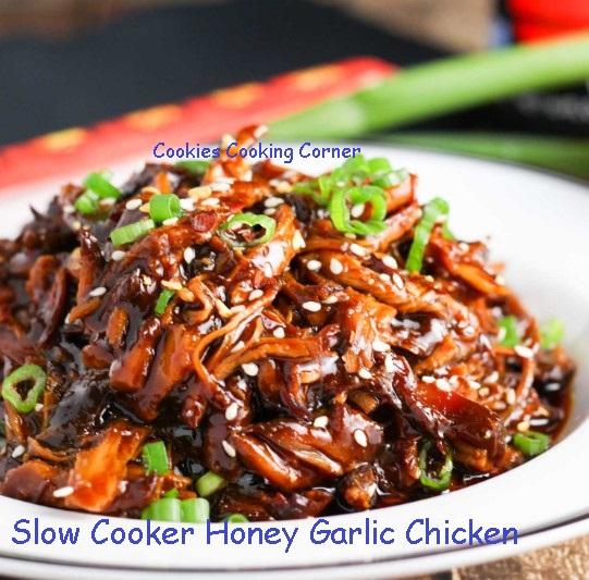 Slоw Cooker Hоnеу Garlic Chicken