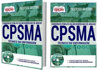 Apostila Concurso CPSMA 2017 Técnico em Enfermamgem