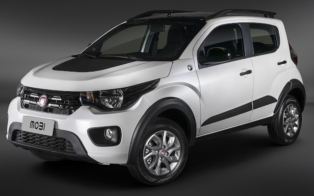Fiat Mobi Pack Cross 2019