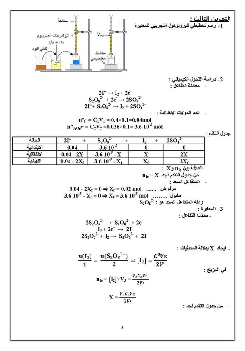 امتحان الفيزياء ثالثة ثانوى