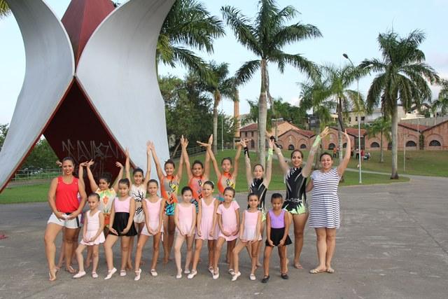 Prefeitura de Registro oferece aulas gratuitas de ballet e ginástica rítmica