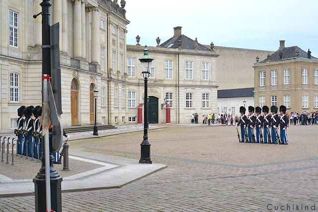 Wachablösung Kopenhagen