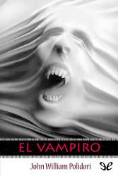 Portada del libro el vampiro para descargar en pdf gratis