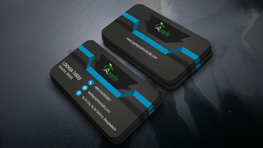 3d business card design - 3 D Business Card