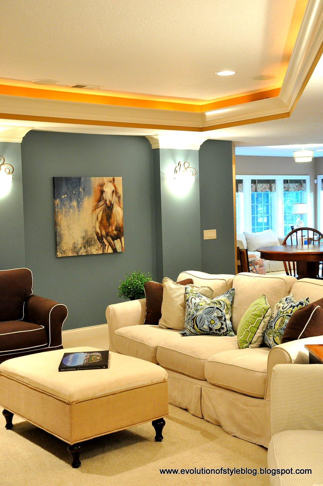 media room paint colorsOur Paint Colors  Evolution of Style