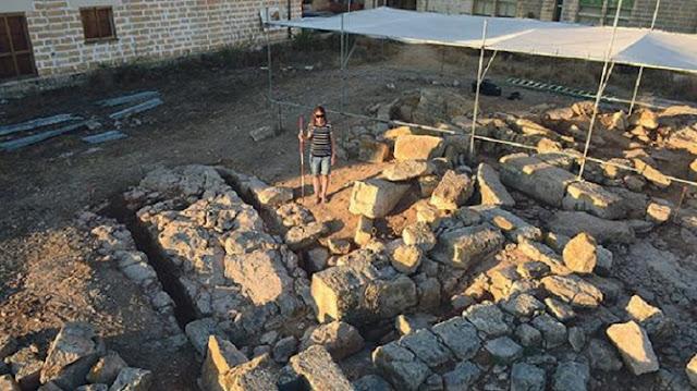 New discoveries at Roman Villa in Malta's Żejtun