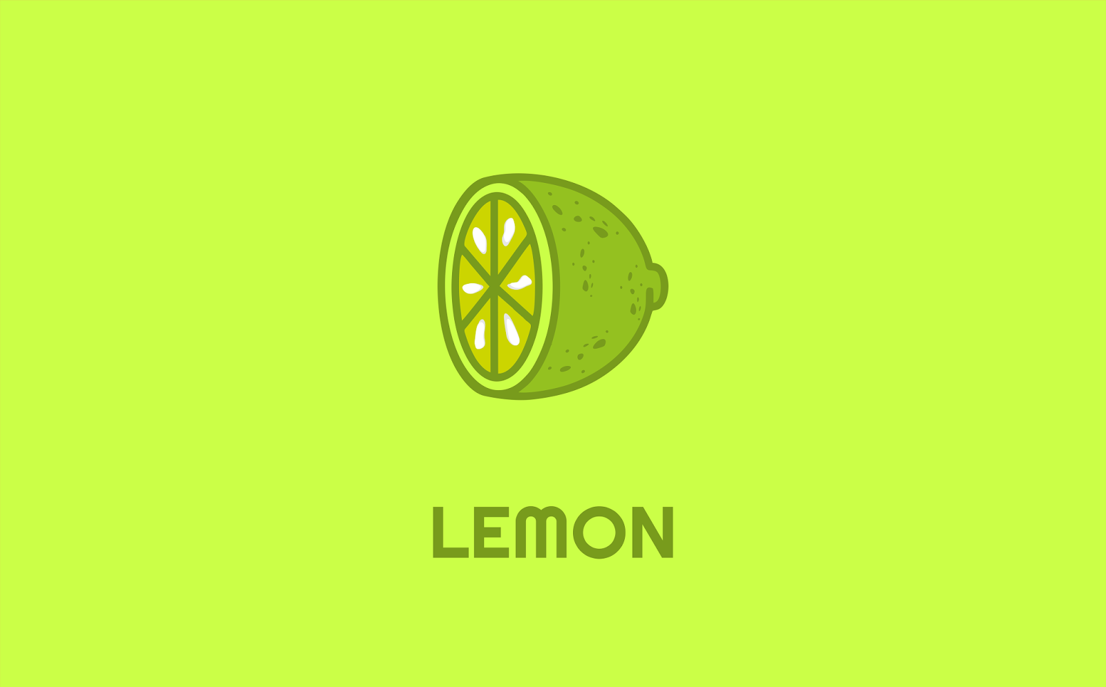 Lemon Logo Idea