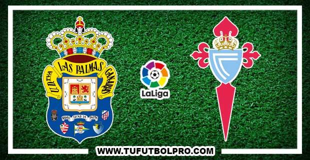 Ver Las Palmas vs Celta EN VIVO Por Internet Hoy 16 de Octubre 2017