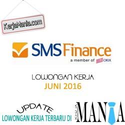 Lowongan Kerja SMS Finance