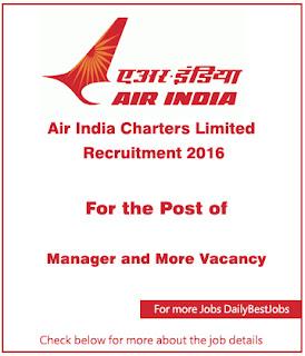 Air India Job