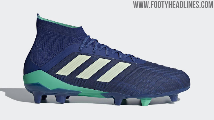 9f659b95c173 Deadly Strike  Adidas Predator 18.1 Boots Released - Footy Headlines