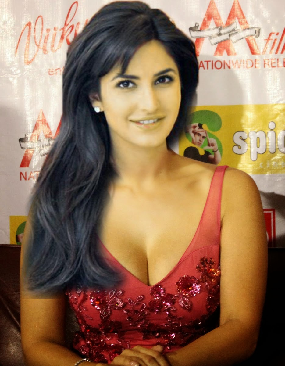Katrina Kaif Boobs Real - Pics And Galleries-5420