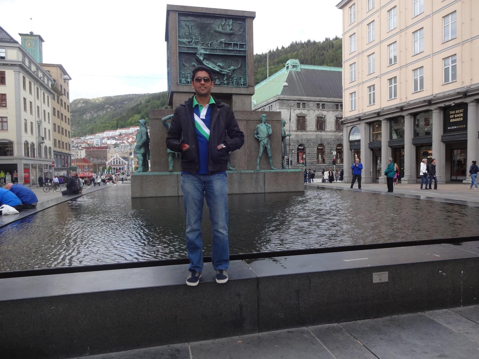 Bergen City Centre