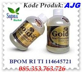 Jelly Gamat Gold-G Untuk Gagal Ginjal