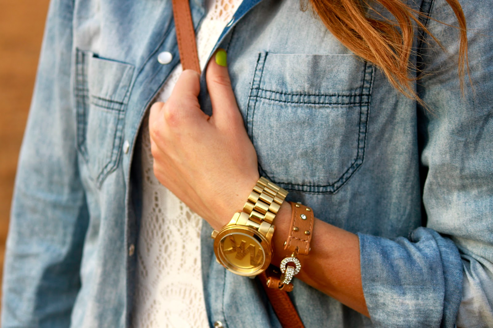 Chambray Lace And Why Every Guy Should Be On Pinterest