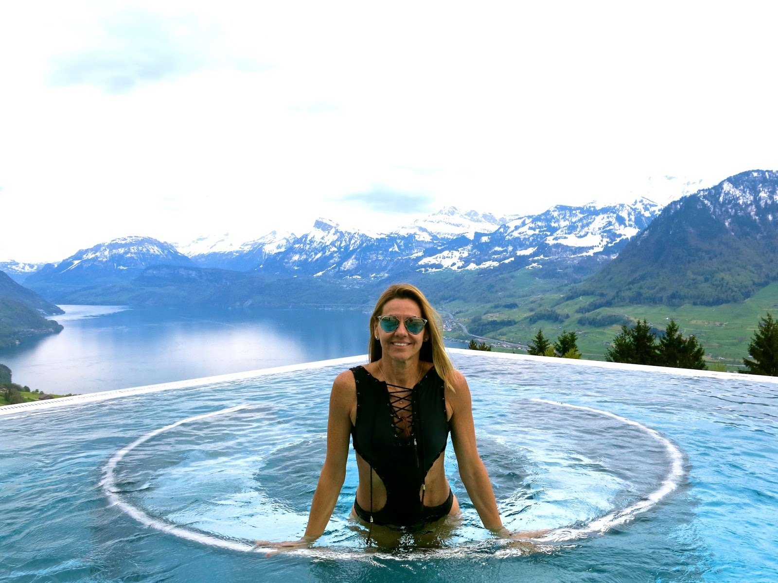 VILLA HONEGG UM SONHO DE HOTEL Viajar pelo Mundo! #2A6BA1 1600 1200