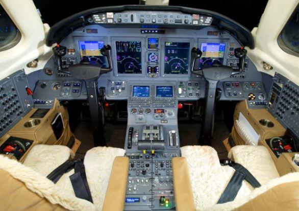 Cessna Citation XLS+ cockpit