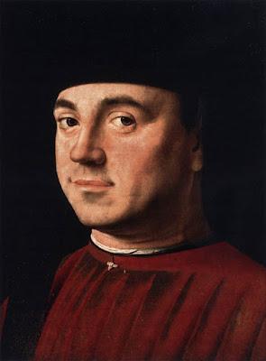 Antonello da Messina, ritratto d'uomo