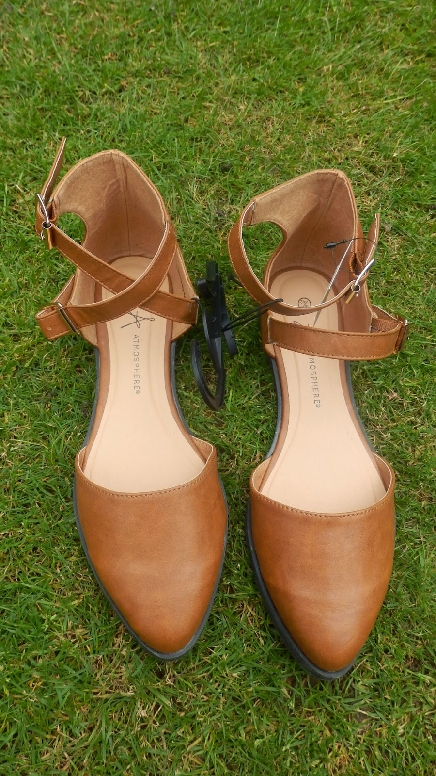 Tan Shoes from Primark