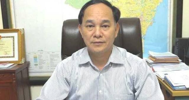Ông Lê Như Tuấn, nguyên Giám đốc Sở NN&PTNT tỉnh Thanh Hóa