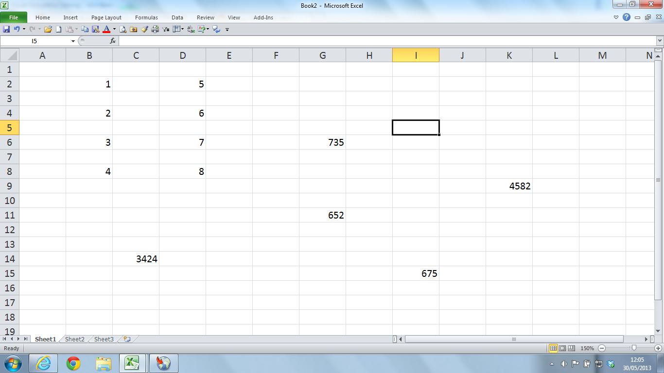 Worksheet Tabs In Excel