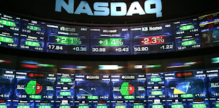 S&P And Nasdaq Hit All-Time Highs As Big Tech Stocks Rise