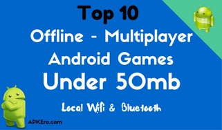Top 10 Offline Multiplayer Android Games Under 50mb - Local WiFi & Bluetooth
