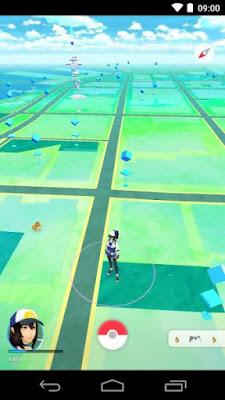 Pokemon GO v0.29.2 Apk (Support Asus Zenfone / Intel CPU)