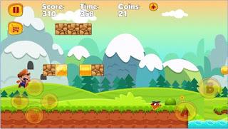 Game Super Mar Jungle App