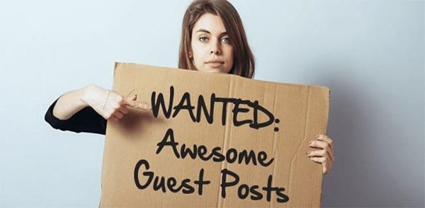 ماهو Guest Post وكيف تستفيد منه