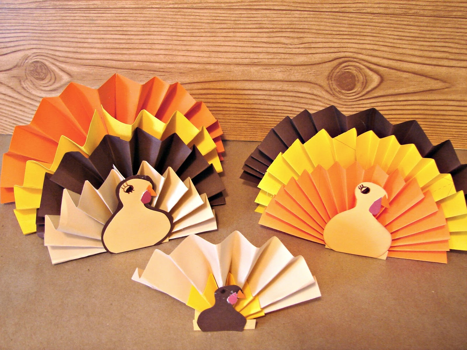 Kid Craft Monday Turkey A Girl And A Glue Gun